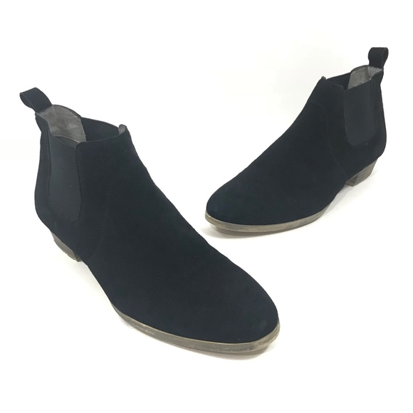 28c73167872d Barneys New York Shoes   Slip On Pointy Toe Ankle Bootie   Poshmark